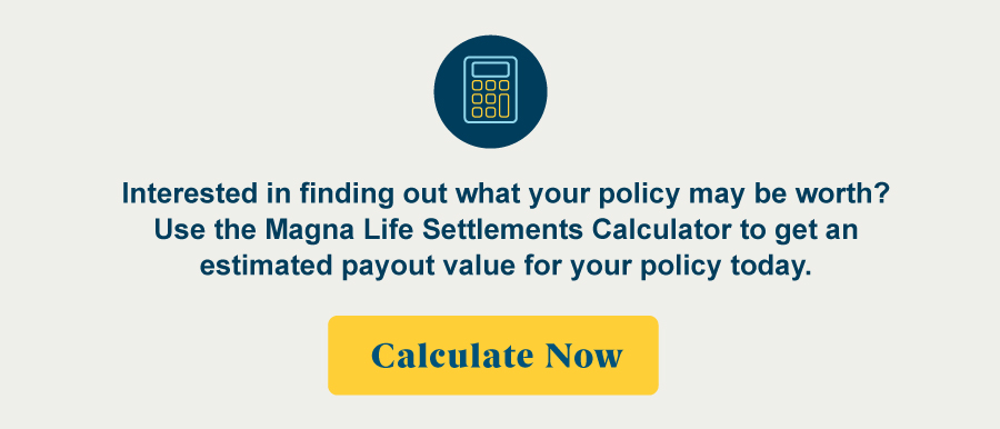 Magna Life Settlement Calculator